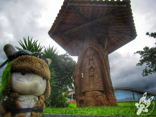 Imagem de Nossa Senhora Aparecida - Paróquia Nossa Senhora das Graças e São José | General Carneiro - Paraná - Brasil | FredLee Na Estrada