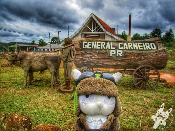 Chalé do Produtor | General Carneiro - Paraná - Brasil | FredLee Na Estrada