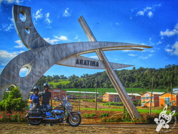 Pórtico de Aratiba - RS | FredLee Na Estrada