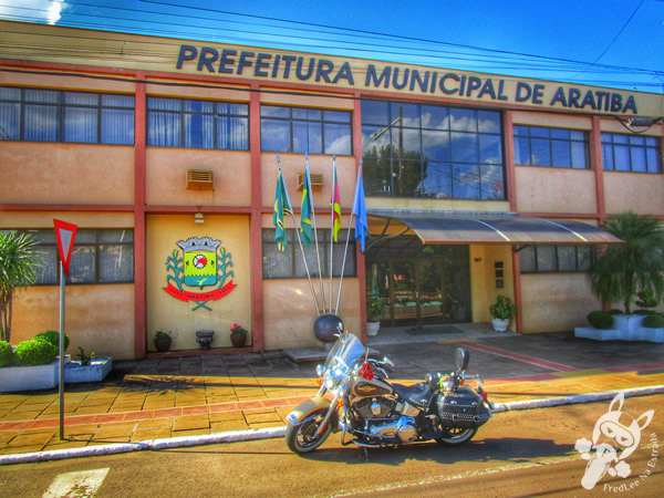 Prefeitura municipal de Aratiba - RS | FredLee Na Estrada