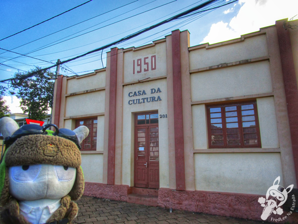 Casa da Cultura de Aratiba - RS | FredLee Na Estrada