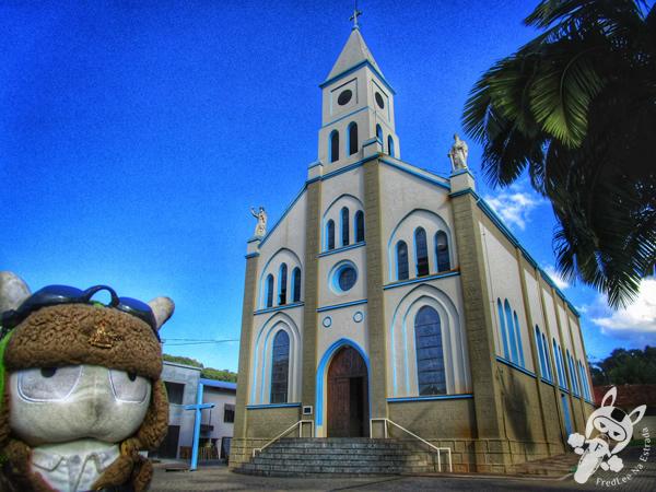 Paróquia São Tiago | Aratiba - RS | FredLee Na Estrada