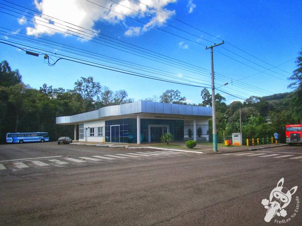 Terminal rodoviário de Aratiba - RS | FredLee Na Estrada