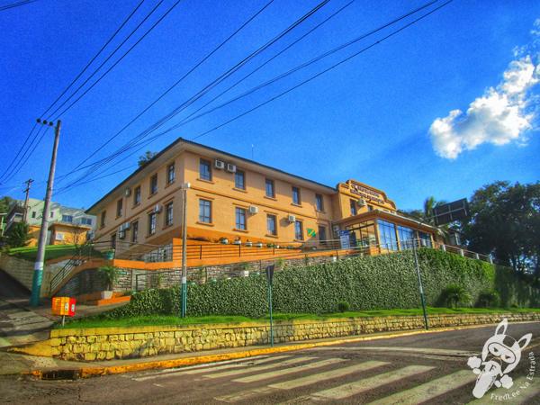 Centro de saúde municipal de Aratiba - RS | FredLee Na Estrada