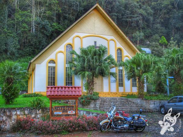Gruta Nossa Senhora de Lourdes | Aratiba - RS | FredLee Na Estrada