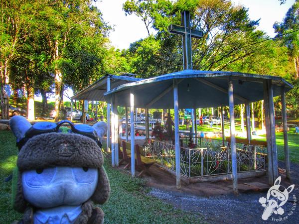 Santuário Nossa Senhora da Santa Cruz | Erechim - RS | FredLee Na Estrada