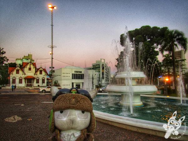 Prefeitura municipal de Erechim - RS | FredLee Na Estrada