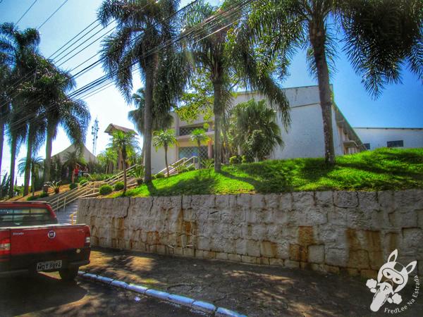 Igreja de São Domingos | Cordilheira Alta - SC | FredLee Na Estrada