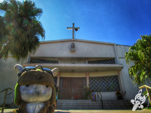 Gruta de Santa Bárbara | Cordilheira Alta - SC | FredLee Na Estrada