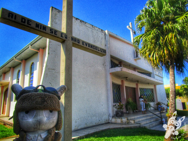 Prefeitura municipal de Cordilheira Alta - SC | FredLee Na Estrada