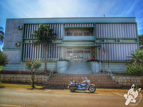 Praça Tiradentes | Xanxerê - SC | FredLee Na Estrada