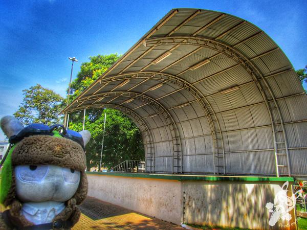 Monumento ao Milho | Xanxerê - SC | FredLee Na Estrada