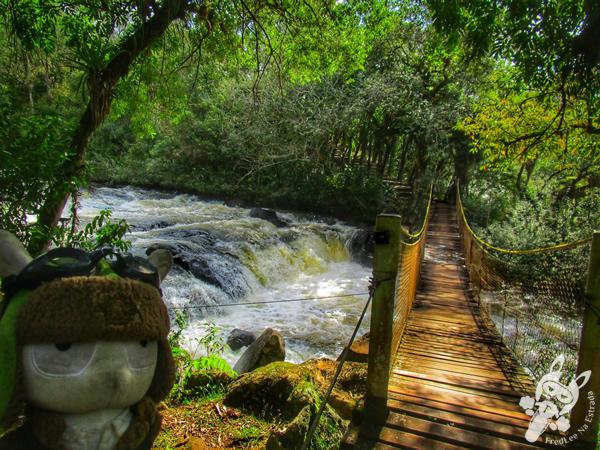 Parque das Quedas - Quedas Park Hotel | Abelardo Luz - SC | FredLee Na Estrada