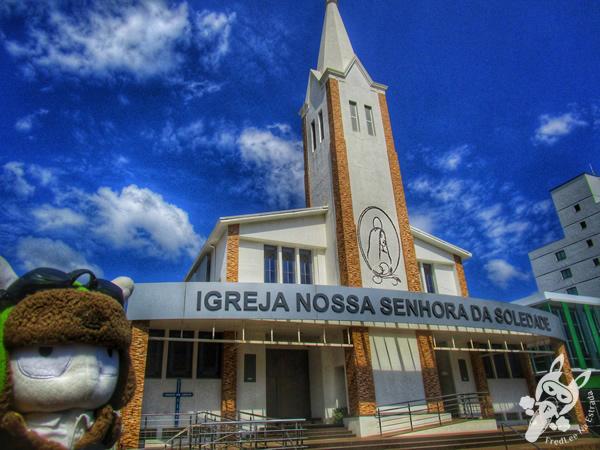 Pira Farroupilha na praça Olmiro Ferreira Porto | Soledade - RS | FredLee Na Estrada