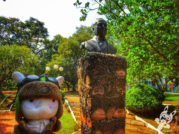 Praça Olmiro Ferreira Porto | Soledade - RS | FredLee Na Estrada