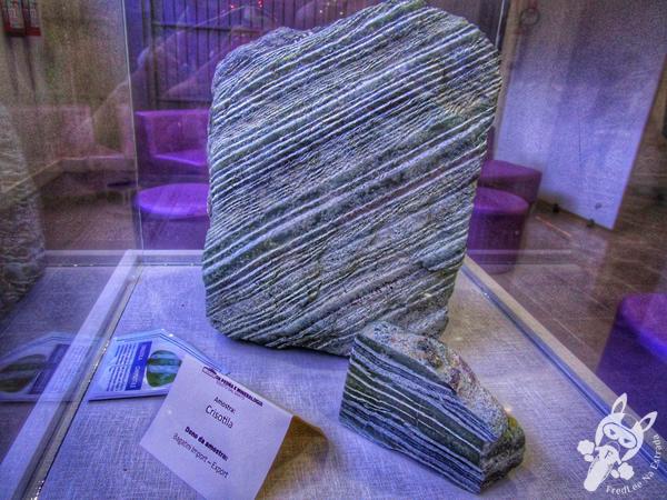 Museu das Pedras Preciosas e Mineralogia Egisto Dal Santo | Soledade - RS | FredLee Na Estrada