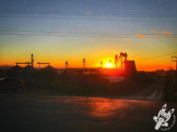 Amanhecer em Erechim - RS | FredLee Na Estrada