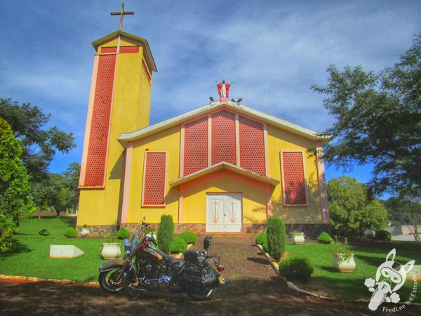 Igreja Sagrado Coração de Jesus | Paulo Bento - RS | FredLee Na Estrada