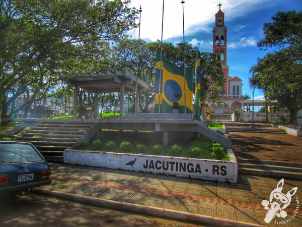 Igreja Matriz Santo Antônio | Jacutinga - RS | FredLee Na Estrada