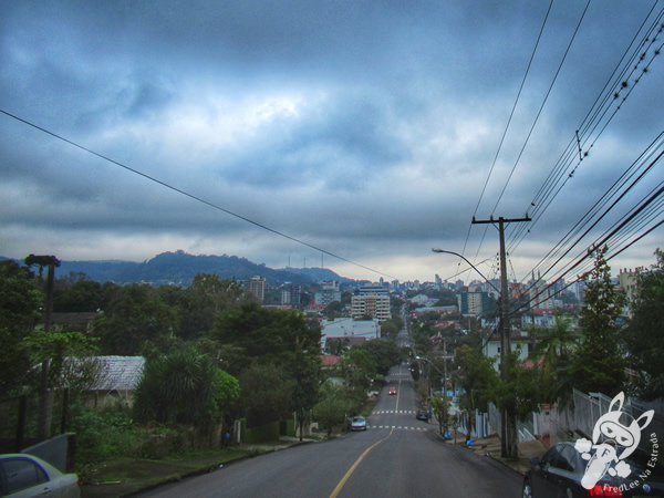 Rua Marechal Floriano Peixoto | Santa Cruz do Sul - RS | FredLee Na Estrada