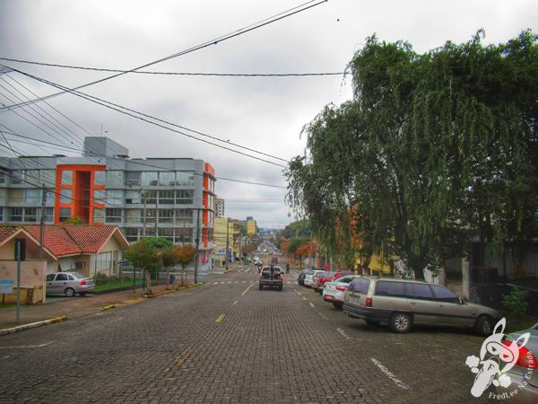 Monumento em homenagem às mães - Praça Getúlio Vargas | Santa Cruz do Sul - RS | FredLee Na Estrada
