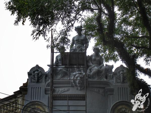 Casa das Artes Regina Simonis e Associação Pró-Cultura | Santa Cruz do Sul - Rio Grande do Sul - Brasil | FredLee Na Estrada