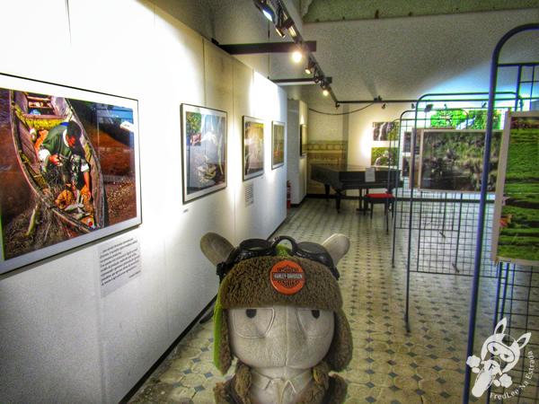 Poesia Líquida - Águas do Rio Grande do Sul - Casa das Artes Regina Simonis e Associação Pró-Cultura | Santa Cruz do Sul - Rio Grande do Sul - Brasil | FredLee Na Estrada