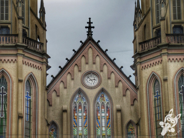 Catedral São João Batista | Santa Cruz do Sul - RS | FredLee Na Estrada