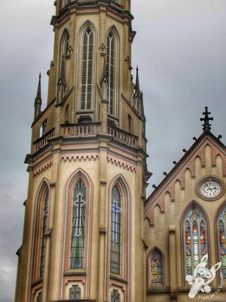 Catedral São João Batista | Santa Cruz do Sul - Rio Grande do Sul - Brasil | FredLee Na Estrada