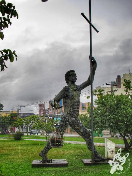Praça Siegfried Heuser | Santa Cruz do Sul - Rio Grande do Sul - Brasil | FredLee Na Estrada