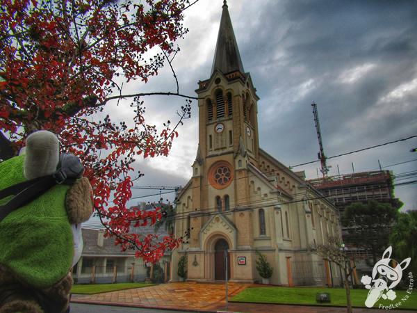 Igreja Evangélica de Confissão Luterana | Santa Cruz do Sul - Rio Grande do Sul - Brasil | FredLee Na Estrada