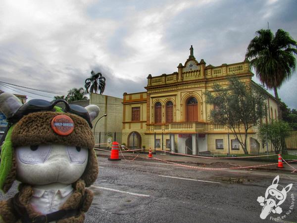 Loja Maçônica Lessing 61 | Santa Cruz do Sul - Rio Grande do Sul - Brasil | FredLee Na Estrada