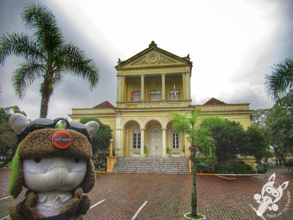 Palacinho - Prefeitura municipal de Santa Cruz do Sul - Rio Grande do Sul - Brasil | FredLee Na Estrada