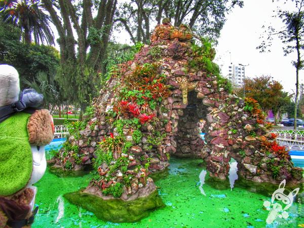 Parque da Oktoberfest | Santa Cruz do Sul - RS | FredLee Na Estrada