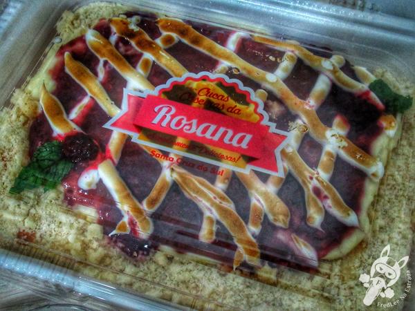 Rot Kuchen (Cucas da Rosana, Santa Cruz do Sul – RS) - 19ª Festa das Cucas - Parque da Oktoberfest | Santa Cruz do Sul - Rio Grande do Sul - Brasil | FredLee Na Estrada