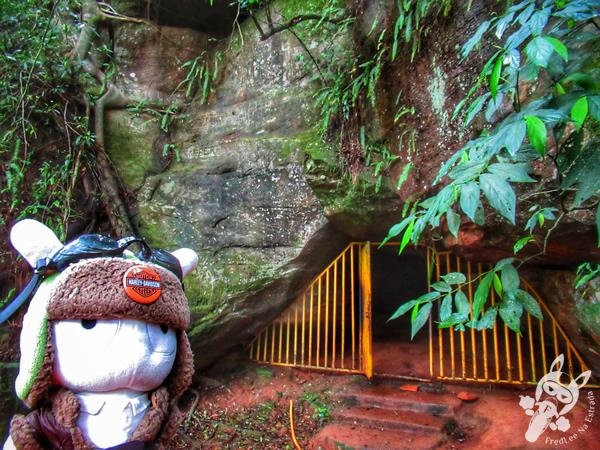 Gruta dos Índios - Parque da Gruta | Santa Cruz do Sul - Rio Grande do Sul - Brasil | FredLee Na Estrada