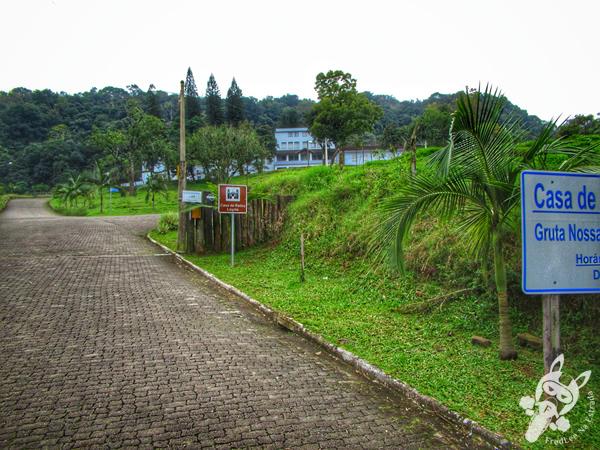 Casa de Retiro Loyola | Santa Cruz do Sul - Rio Grande do Sul - Brasil | FredLee Na Estrada