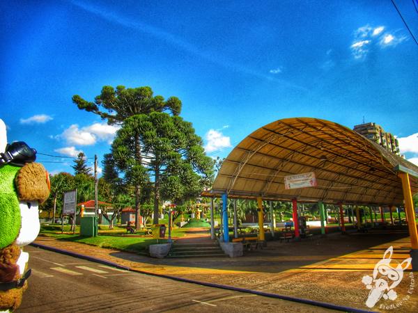 Praça General Flores da Cunha - Praça da Cuia | Getúlio Vargas - RS | FredLee Na Estrada