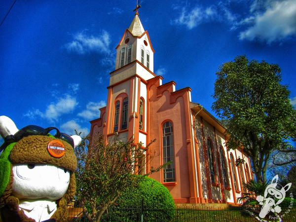 Igreja Imaculada Conceição | Getúlio Vargas - RS | FredLee Na Estrada