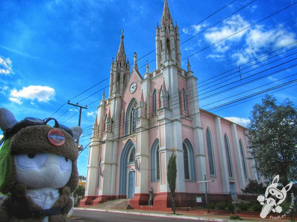 Igreja Evangélica Luterana do Brasil - Congregação Sião | Getúlio Vargas - RS | FredLee Na Estrada