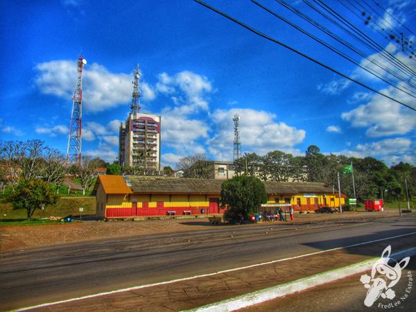Paróquia Santa Terezinha | Estação - RS | FredLee Na Estrada