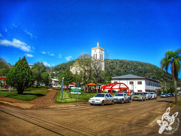Rua Coberta | Casca - RS | FredLee Na Estrada