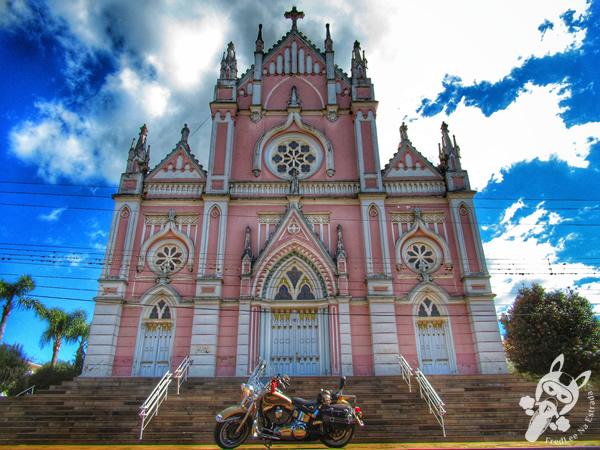 Igreja São Luiz Gonzaga | Casca - RS | FredLee Na Estrada