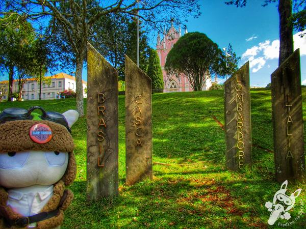 Praça Independência | Casca - RS | FredLee Na Estrada