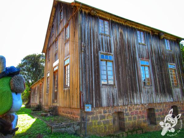 Igreja Santo Antônio - Vila Histórica de Evangelista | Casca - RS | FredLee Na Estrada