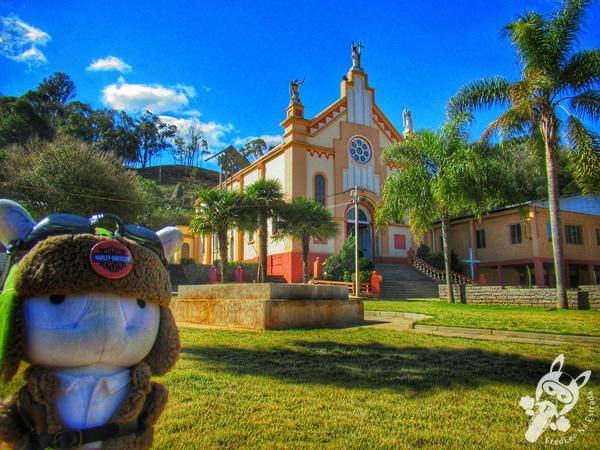 Monumento - Vila Histórica de Evangelista | Casca - RS | FredLee Na Estrada