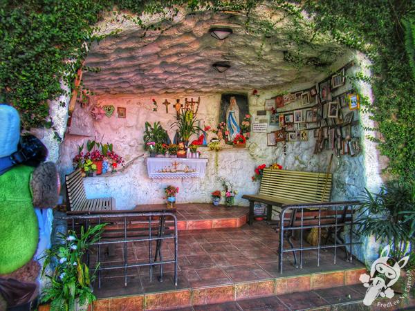 Réplica da Casa di Romeo - Via Gênova | Serafina Corrêa - RS | FredLee Na Estrada