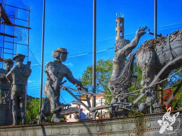 Cristo Redentor | Serafina Corrêa - RS | FredLee Na Estrada