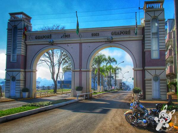 Praça Vespasiano Corrêa | Guaporé - RS | FredLee Na Estrada