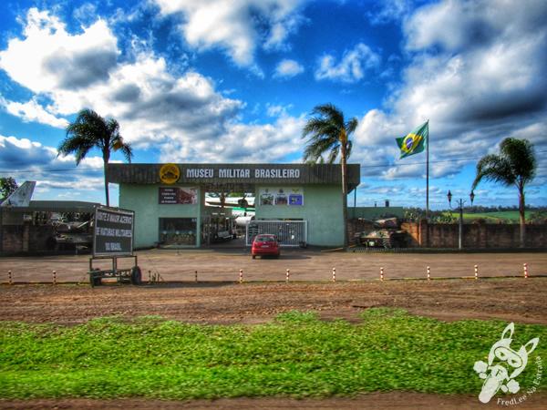 Museu Militar | Panambi - RS | FredLee Na Estrada